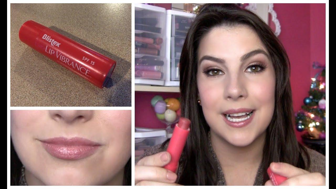 Blistex Lip Vibrance Review Youtube