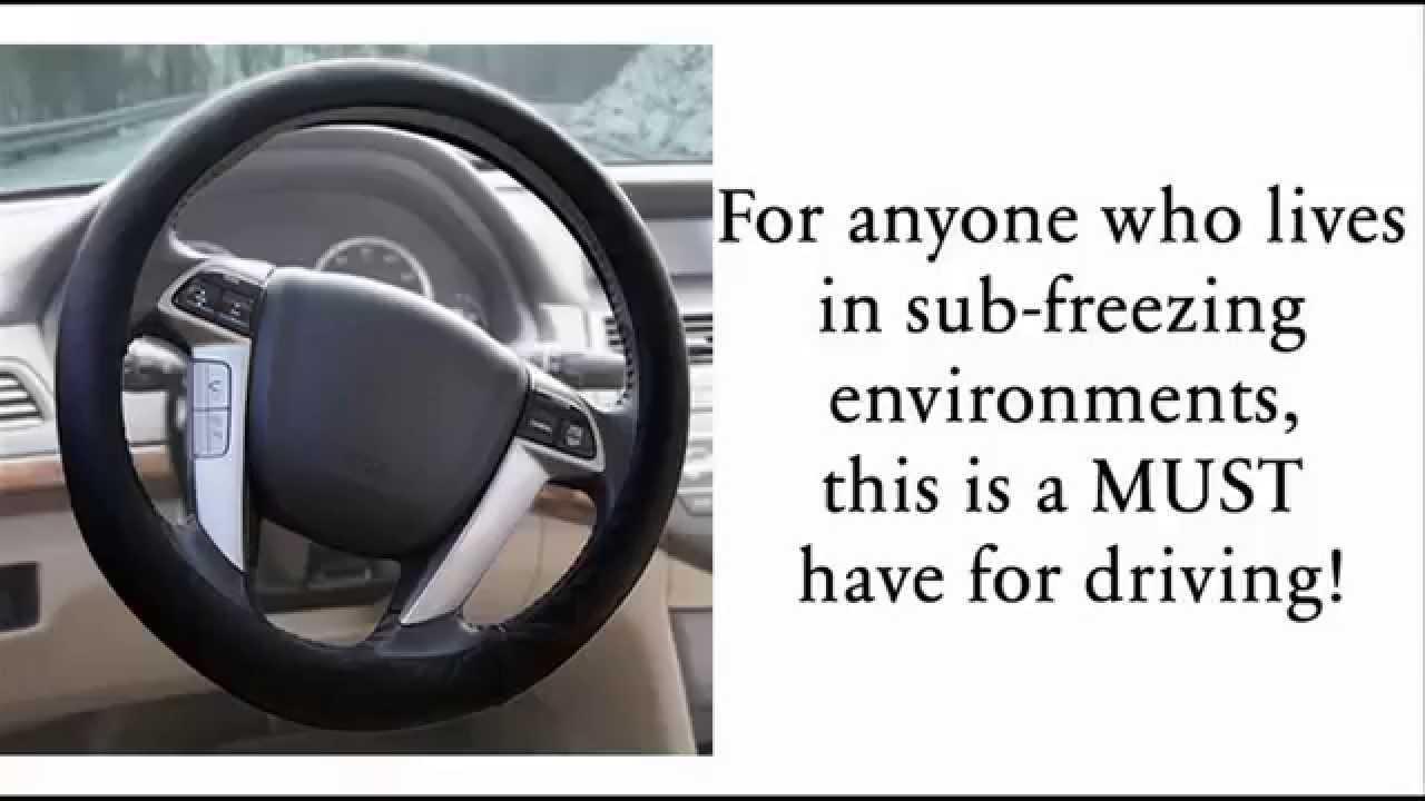 Wireless Heated Steering Wheel Cover Youtube