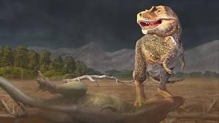 Jurassic Dinosaur - Ark of Carnivores Mobile Game Trailer
