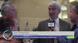 Sam Waterston Interview
