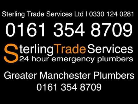 Emergency Plumbers Swinton | 0161 354 8709