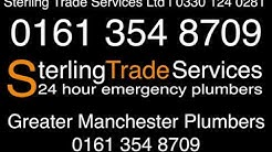 Emergency Plumbers Swinton | 0161 354 8709