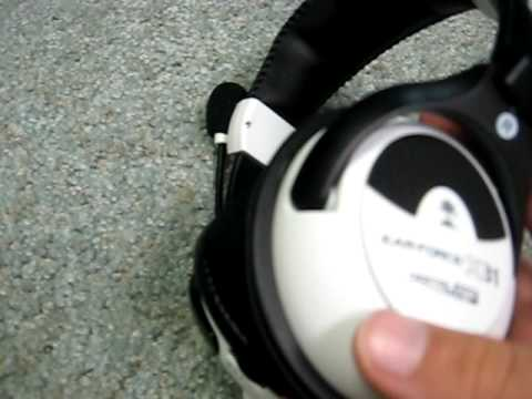 Hook up turtle beach x31 to pc