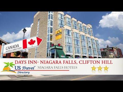 Days Inn- Niagara Falls, Clifton Hill Casino - Niagara Falls Hotels, Canada