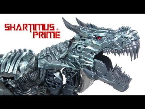 Transformers Studio Series Grimlock Leader Class Age of Extinction Movie Action Figure Toy Re