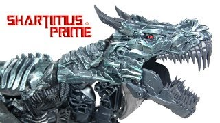 Transformers Studio Series Grimlock Leader Class Age of Extinction Movie Action Figure Toy Re