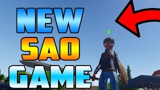 [NEW] NEW SAO GAME ON ROBLOX | SWORD ART ECLIPSE