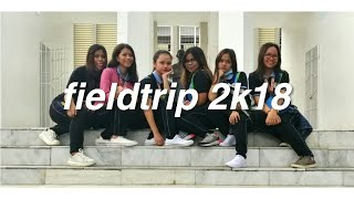 FIELDTRIP 2K18 of Saint John School (Travel Vlog)
