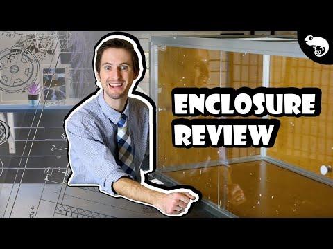 Reptile Enclosure Unboxing, Setup, and Review: Zen Habitats 4'x2'x2'