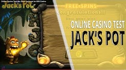 Online Casino Test und Review des Slots Jacks Pot im 888-Casino