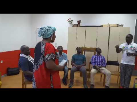 Putting right Judgment on capt. Mahama death Ghana Police Prophet Isaac Badu Berlin