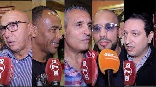 مدينة العيون تحتضن مباراة استعراضية في كرة القدم بمشاركة ثلة من نجوم العالم