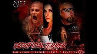 Sacrificial Terror Podcast with Special Guest: Laurene Landon