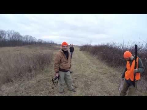 Indiana Outdoor Magazine Rabbit Hunt 12-22-14