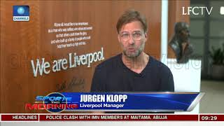 Analysing 2017/18 NPFL,UEFA Champions League Pt.2 |Sports This Morning|