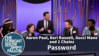 Download Password with Aaron Paul, Keri Russell, Gucci Mane and 2 Chainz Mp3 and Videos