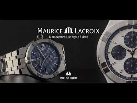 An in-depth look at the Maurice Lacroix Aikon Collection, An Affordable Luxury Sports Watch
