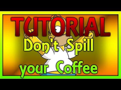 COMO DESCARGAR DON'T SPILL YOUR COFFE GRATIS, 1 LINK