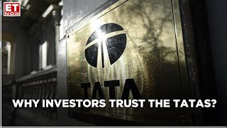 Why Investors Trust The Tatas? Arun Maira, Author and Thought Leader & VR Mehta