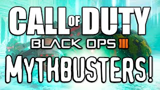 INVINCIBLE SPECIALIST!? (Call of Duty: Black Ops 3 Mythbusters)