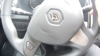 Renault Logan 2 Privelege - бьет в руль (проселочная дорога)