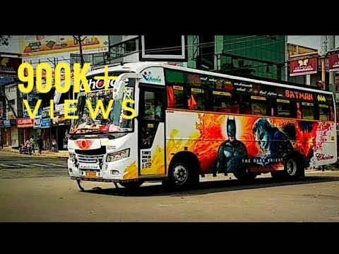 Mass entry of tourist bus horn choice bright mass entry and horn