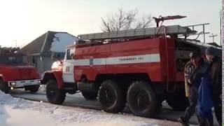 Пожары в Москаленском районе