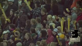 10/22/16: Idaho vs. Appalachian State Highlights