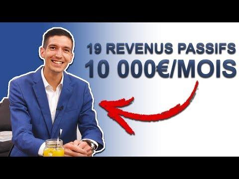 10 000€/MOIS DE REVENUS PASSIFS MAXENCE...