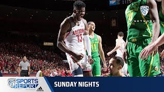Highlights: Deandre Ayton, Allonzo Trier lead Arizona men's basketball to win over Oregon
