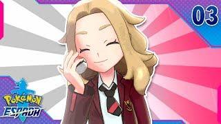 Pokémon Espada Ep.3 - ❤ ME ESTOY ENAMORANDO ❤