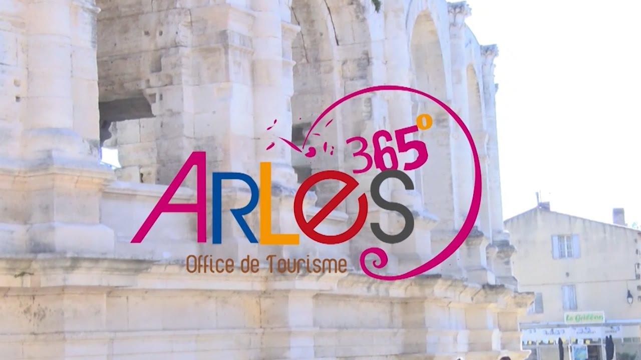 Arles monuments et mus es youtube - Office de tourisme de arles ...