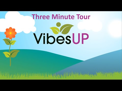 VibesUP - Natural Solutions for a Modern World.