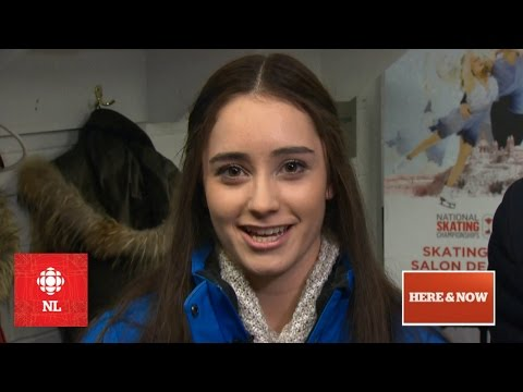 Figure skater Kaetlyn Osmond on getting her groove back