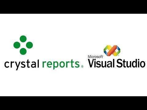 Create crystal report using parameter in vb.net