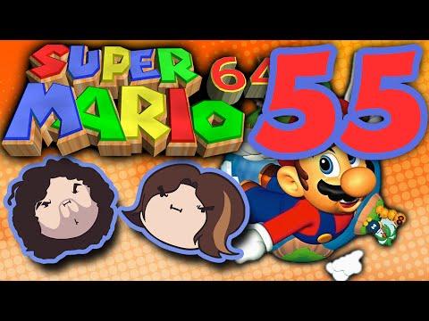 Super Mario 64: Smart Plumbing - PART 55 - Game Grumps