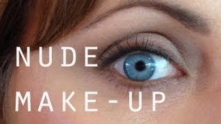 Natural/Nude Make-up Thumbnail
