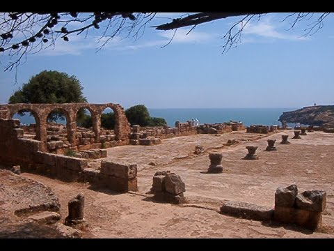 Roman Ruins of Tipasa / Tourist destination Algeria - History and Origin