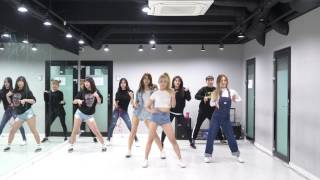 WASSUP 와썹 - COLOR TV 칼라 TV Mirrored Dance Practice 안무영상 거울모드