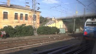 Отправление со станции Ростов-Главный
