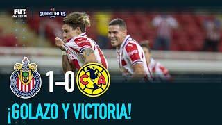 Chivas 1- 0 América | Cuartos de final | Guardianes 2020