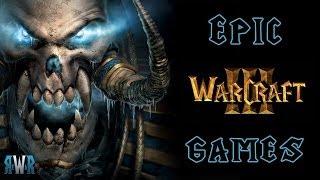 4K^Grubby(ORC) vs WE.Infi(HU) - Epic WarCraft 3 Games - RN19
