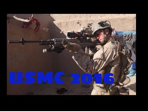 US Marines - United States Marine Corps - USMC 2016