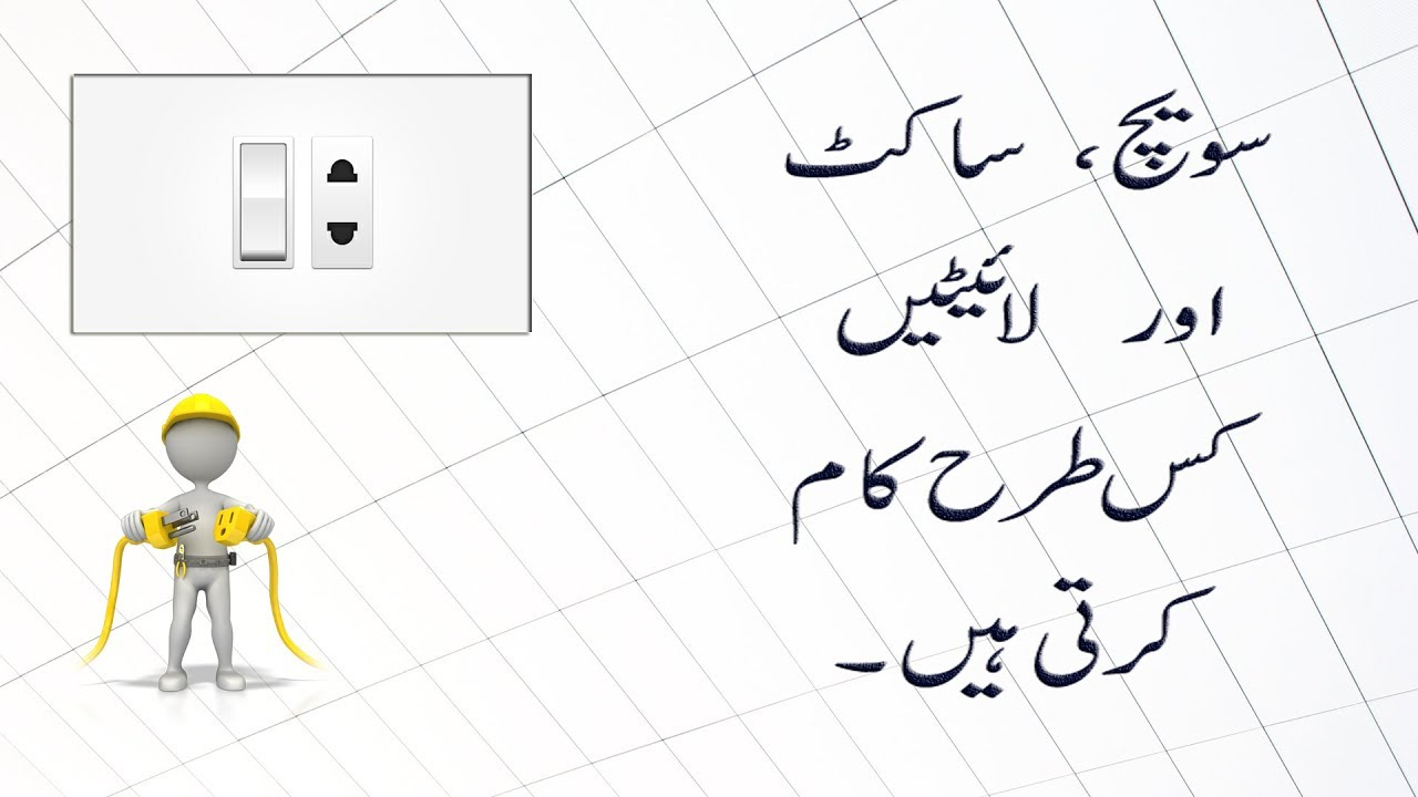 Electrical Wiring in Urdu - YouTube