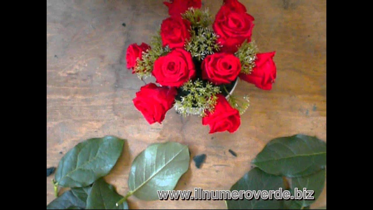 1x07 simmetria corso di composizioni floreali youtube