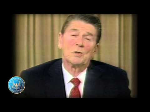 Address to the Nation on Strategic Arms Reduction and Nuclear Deterrence — 11/22/82