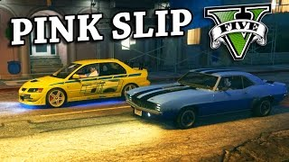 Video GTA V - 2 Fast 2 Furious Pink slip race Scene download MP3, 3GP, MP4, WEBM, AVI, FLV Januari 2018