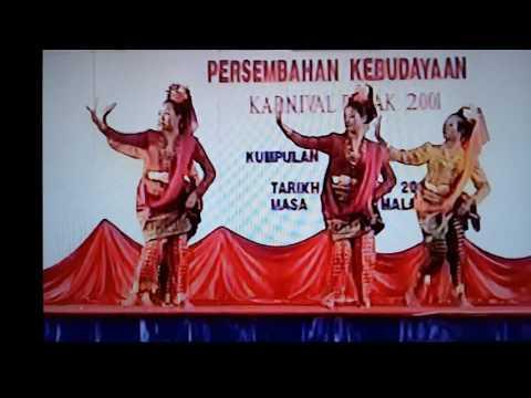 Kumpulan Selendang Perak - Iyolah Molek 1.8.2001