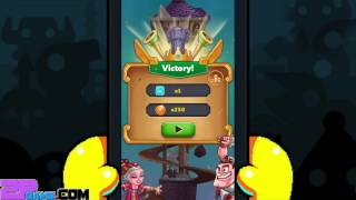 Tower Knights! - Crazy Labs Level 1-4