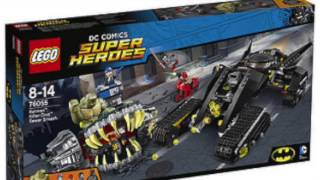 NEW Summer 2016 Lego Superheroes (pictures)
